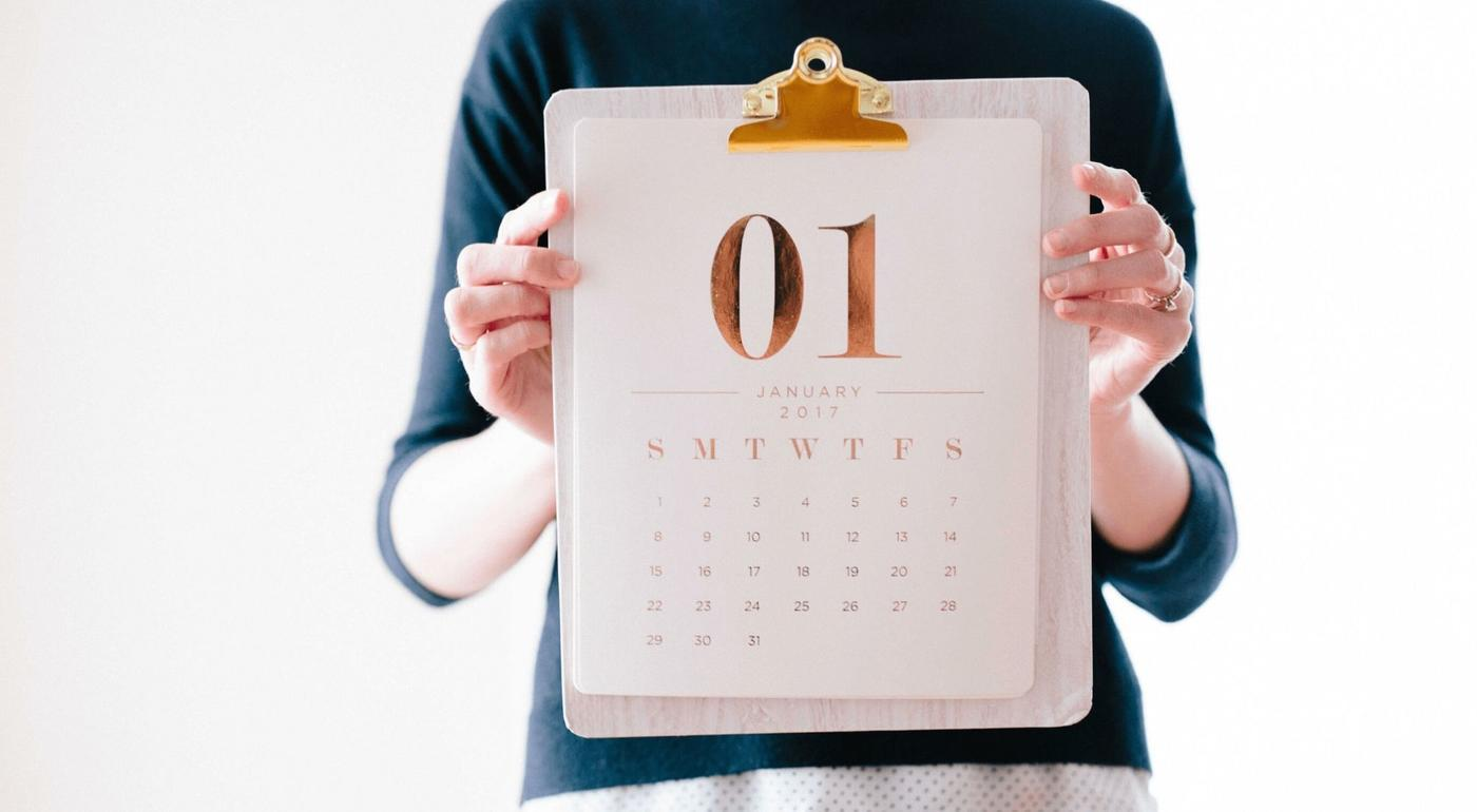 How To Build A Content Calendar For 2020